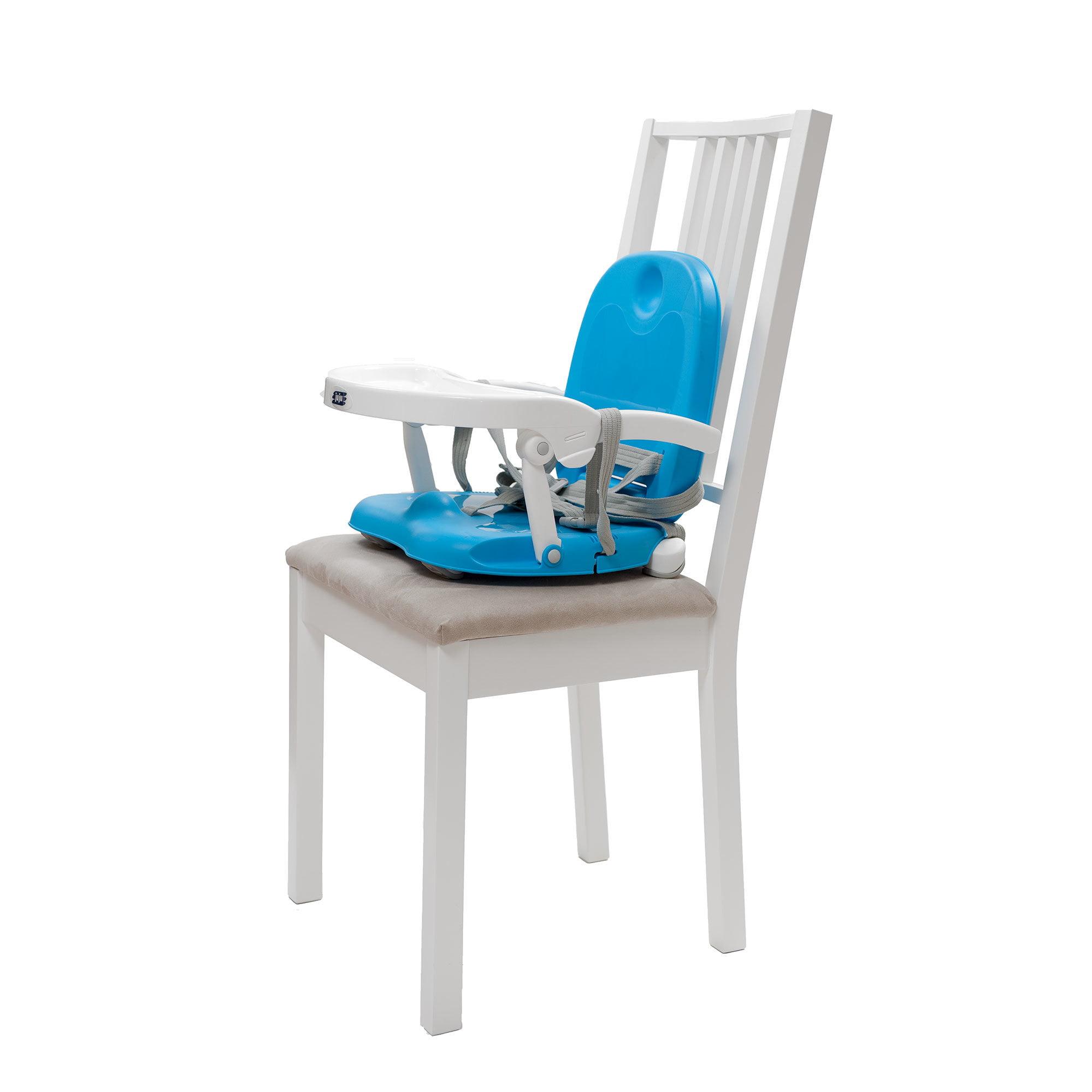 Table Booster Seat Juju Easy Peasy Blue Juju Europe
